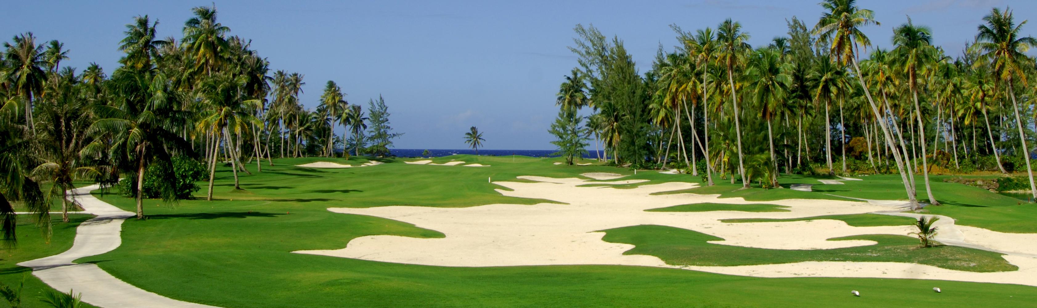 faire une partie de golf tahiti et ses les tahiti tourisme. Black Bedroom Furniture Sets. Home Design Ideas