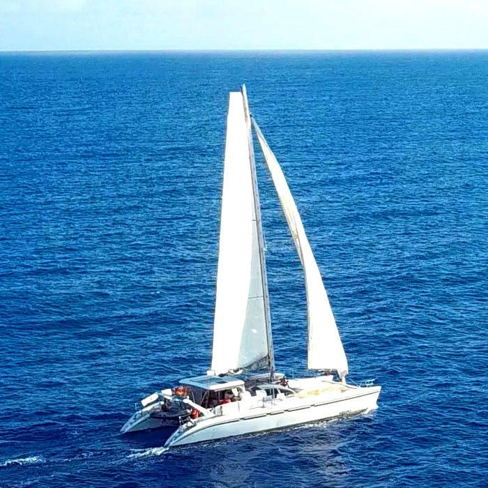 Croisière aux Tuamotu sur 14 jours