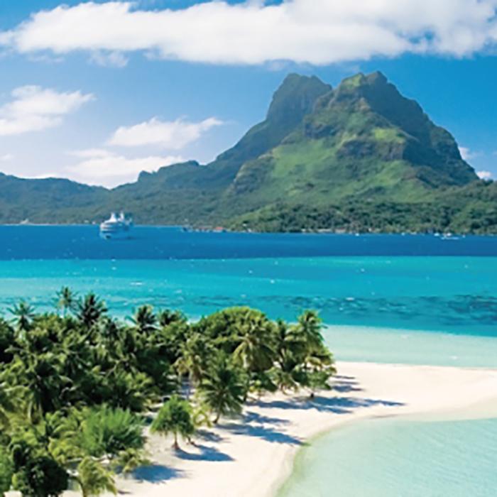 Séjour Îles de la Société – Croisière Paul Gauguin
