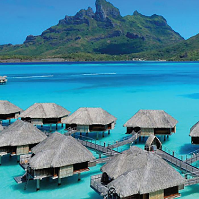 Voyage de noces Combiné 4 îles : Moorea, Raiatea, Bora Bora, Tahiti