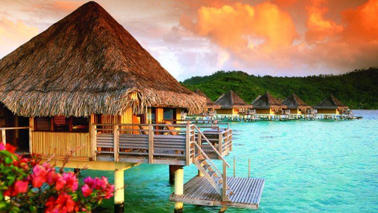 Tahiti voyage