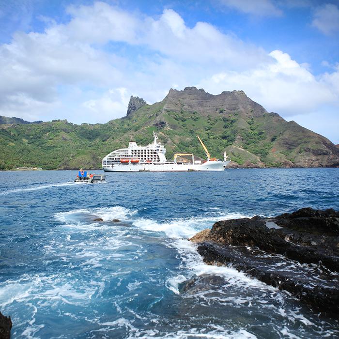 Découvrez les Marquises à bord de l'Aranui