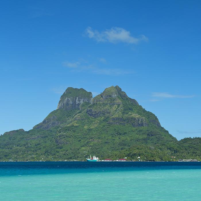 Combiné Tahiti Moorea Bora Bora