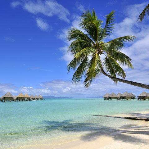 Combiné 3 Iles Tahiti Moorea Bora Bora – Hotels InterContinental Spécial Bungalows sur Pilotis
