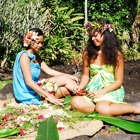 Combiné 5 îles en pensions de famille : Tahiti – Moorea – Raiatea – Huahine – Bora Bora