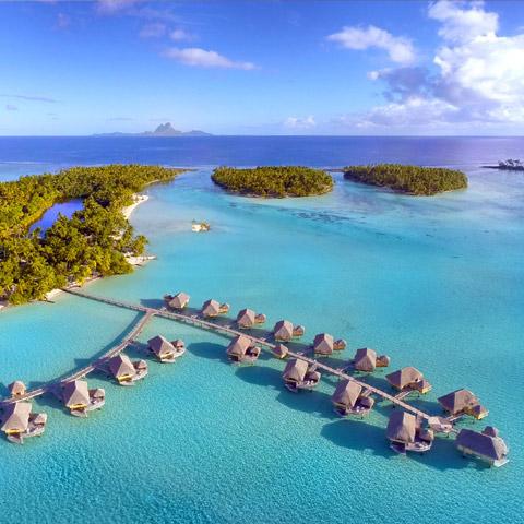 Offre du 50ème anniversaire des bungalows sur pilotis à Tahiti Et Ses Îles