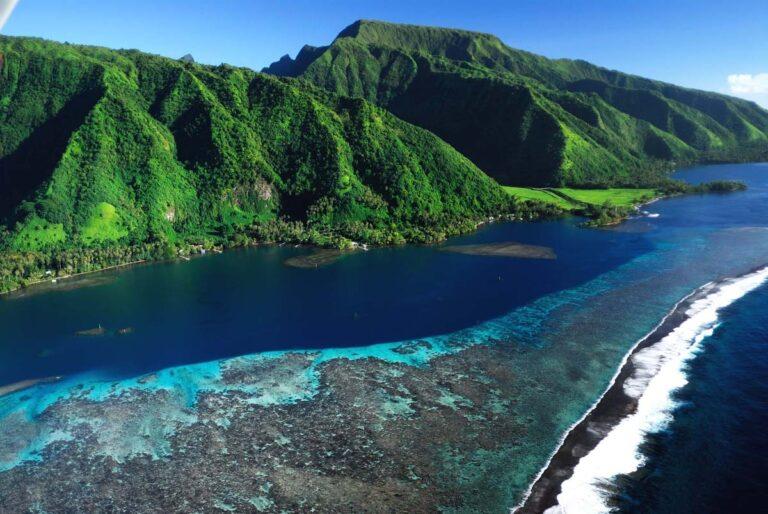 Premiers pas en Polynésie Française