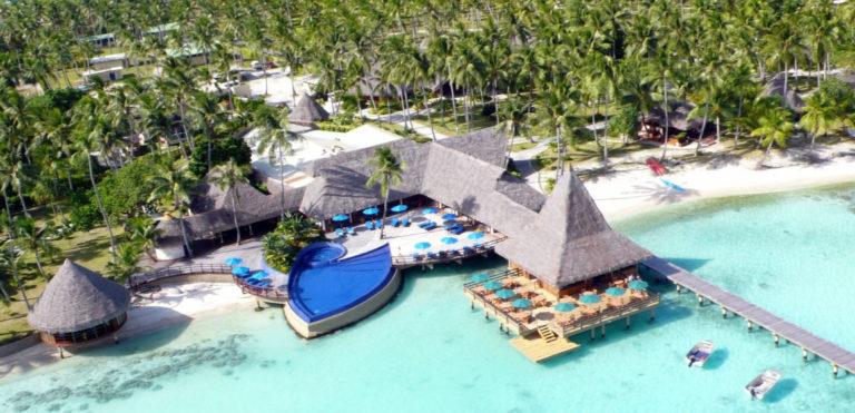 Combinés 7 îles, Marquises : Nuku Hiva, Hiva Oa, Moorea, Raiatea, Bora Bora, Rangiroa, Tahiti