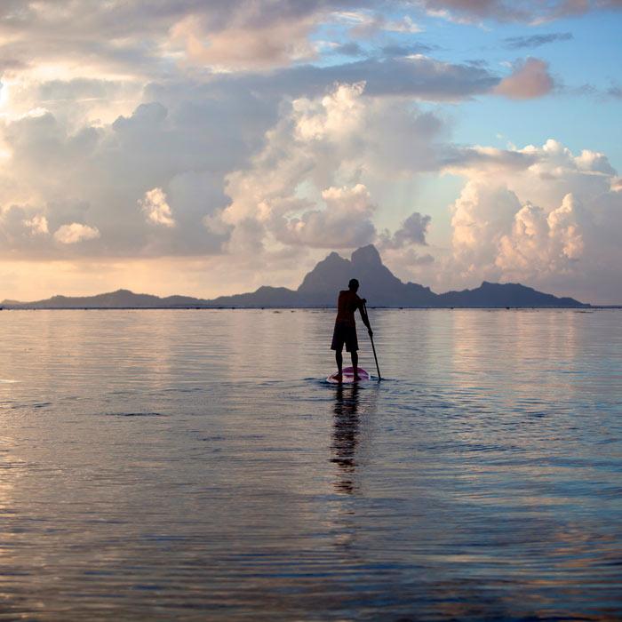Au cœur de la Polynésie, entre tradition et activités sportives