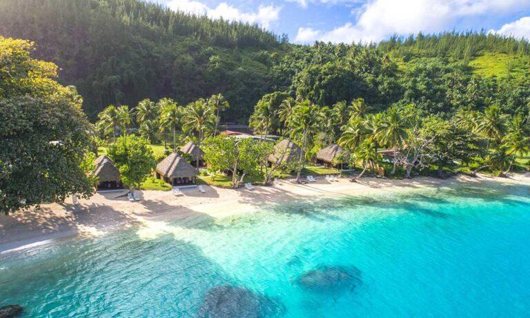 Maeva : Combiné découverte 4 îles de la Société