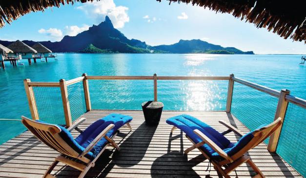 Hôtel Méridien Bora Bora 5*