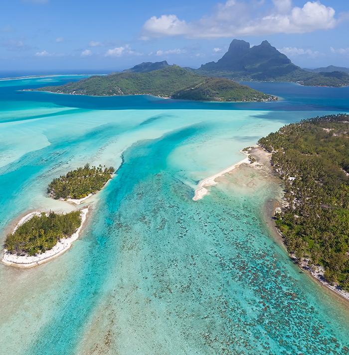 Evasion Polynésienne à deux – Austral Lagons