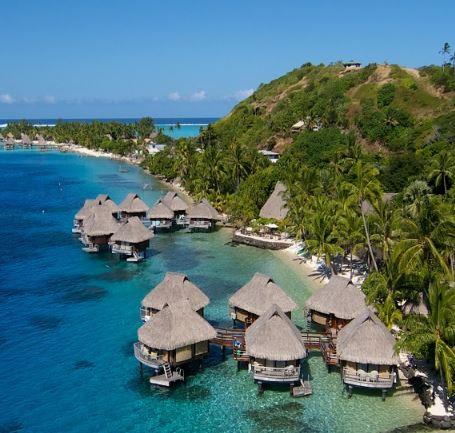 Destination plage, de la Polynésie à la Californie