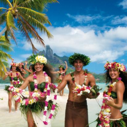 Splendeur et Générosité Polynésiennes