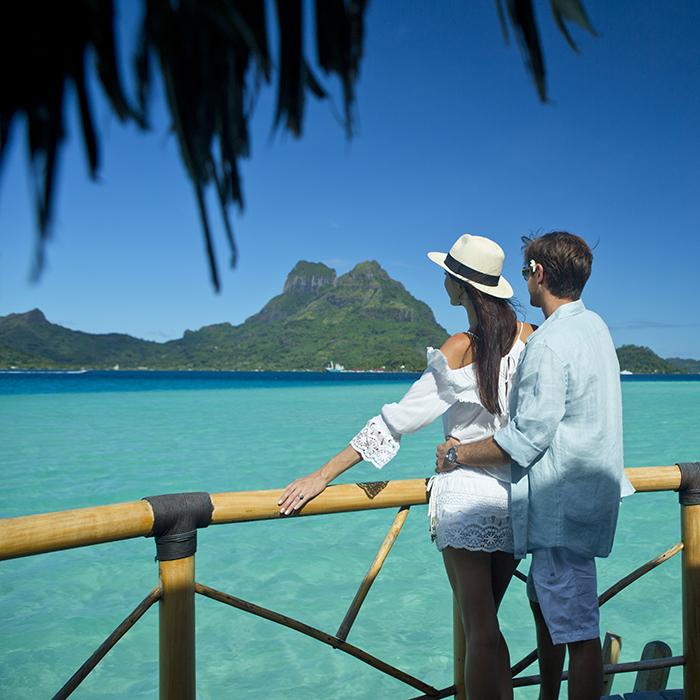 Votre Romance et Luxe à Bora Bora au Relais & Chateaux – 9 Nuits/12 Jours