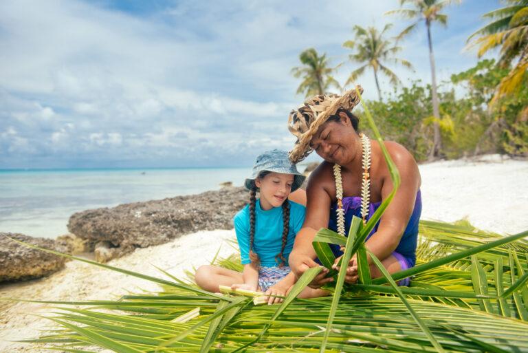 L'essentiel de la Polynésie en 4 îles  – 12 Nuits / 15 Jours