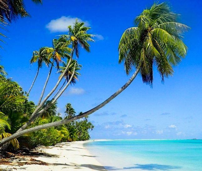 D'atoll en atoll, de bleu en bleu