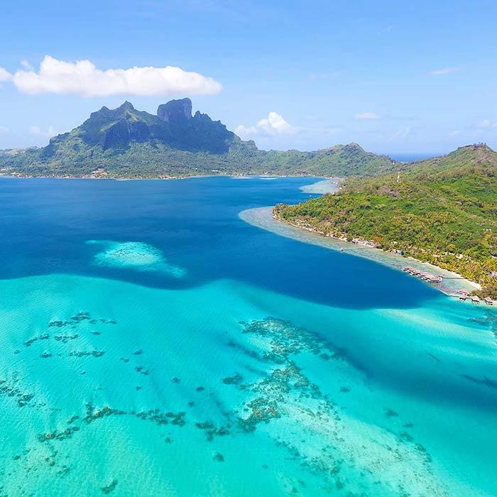 Bienvenue en Polynésie