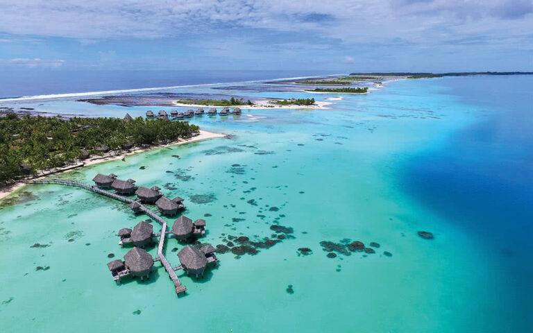 MAEVA : Votre séjour de Rêve en Polynésie – 12 Nuits dont 3 sur Pilotis ! Demi Pension offerte à Moorea, Bora Bora et Tikehau