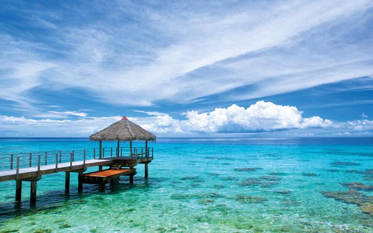 MAEVA : Votre séjour de Rêve en Polynésie – 12 Nuits – Tahiti, Moorea, Bora Bora, Rangiroa
