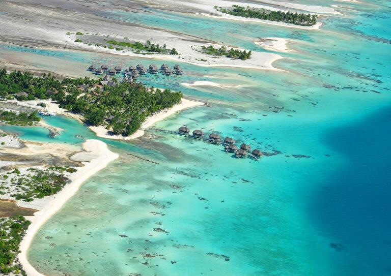 MAEVA: Combiné de 2 archipels en hôtels de Luxe – 1/2 pension offerte