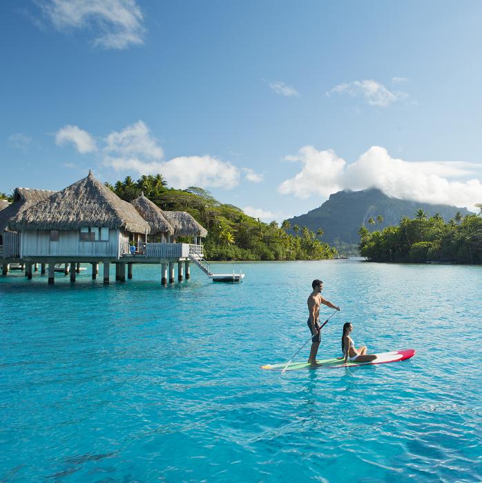 MAEVA – Voyage de noces 4* en Polynésie, le rêve d'une vie – DEMI PENSION OFFERTE