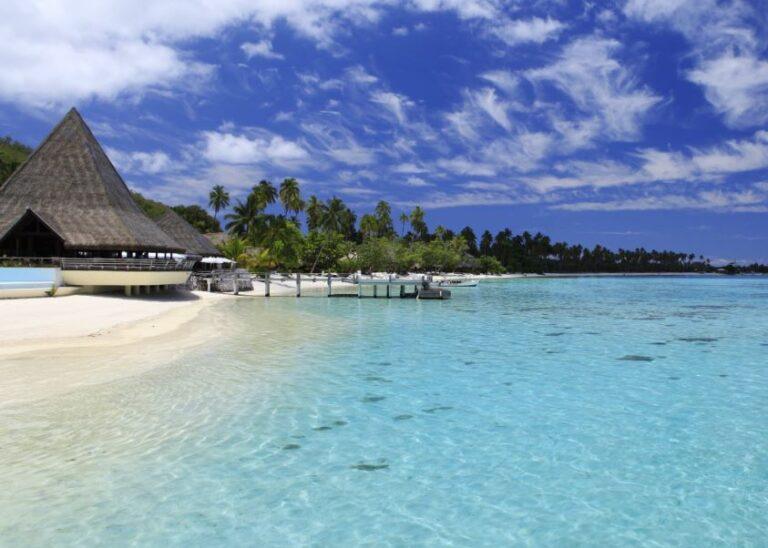 Maeva : Combiné 2 îles Moorea et Tahiti