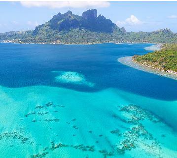 MAEVA : Combiné 4 ÎLES avec les hôtels ROYAL POLYNESIE et HIBISCUS. MOOREA / HUAHINE / BORA / TAHITI en 15 nuits