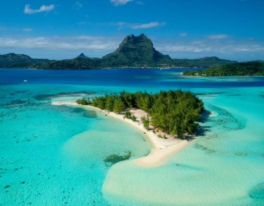 Maeva: Découverte 4 îles de la société