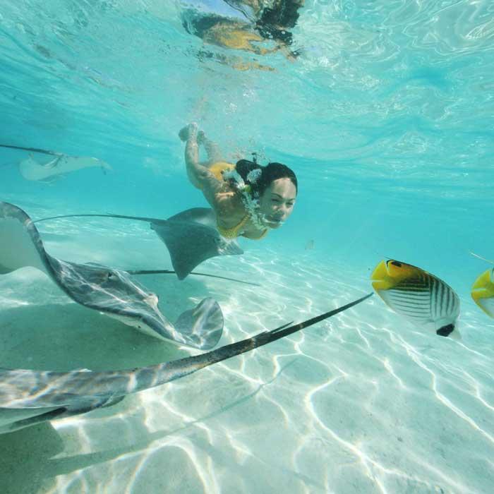 Trio incontournable de Polynésie : Tahiti, Moorea, Bora Bora