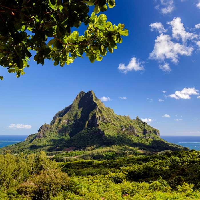 Lagons et fleurs de tiaré : Tahiti, Moorea, Huahine, Bora Bora