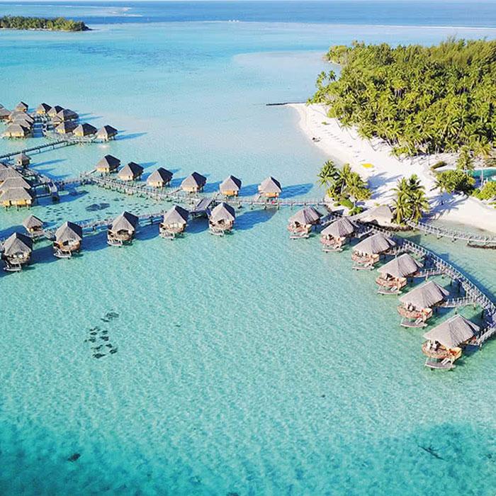 Maeva : Combiné Tahiti, Moorea, Bora Bora avec les hôtels Pearls 4* – EXOTISMES