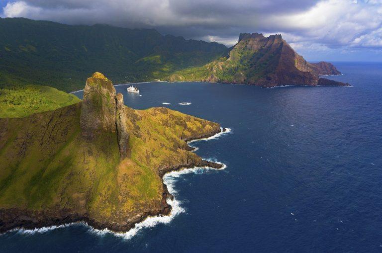 Les îles Marquises à bord de l'Aranui avec Nomade Aventure