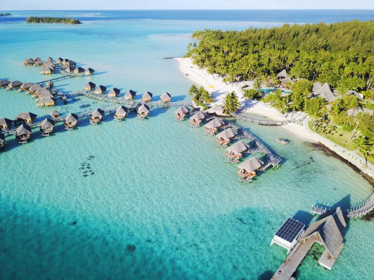 Charme & luxe à la polynésienne