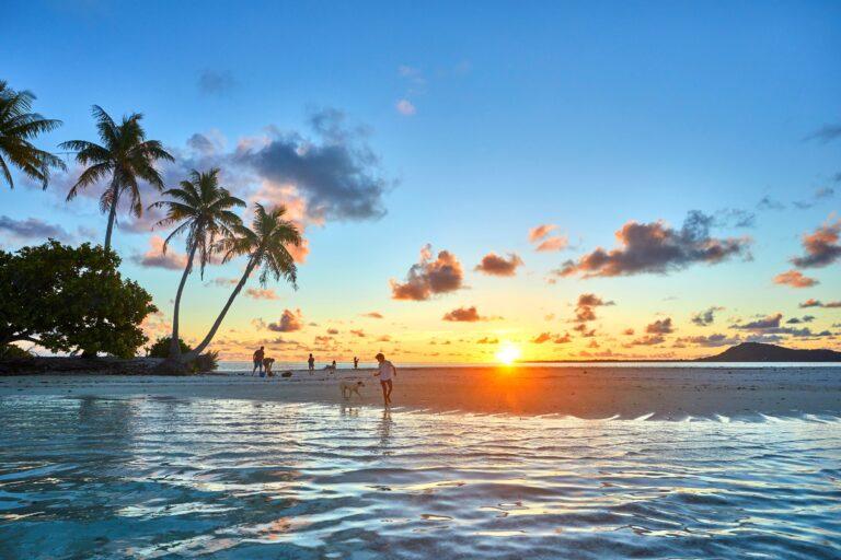 Bora Bora en croisière privative