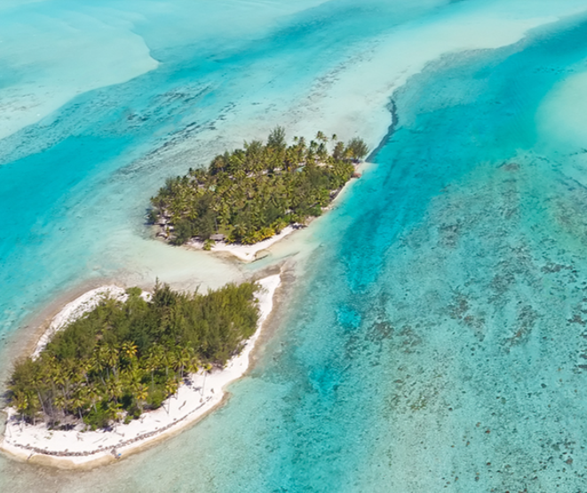 Evasion Polynésienne à 2